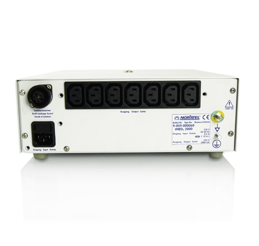 Trenntransformator IMEDe 3rd 2000 VA 230V