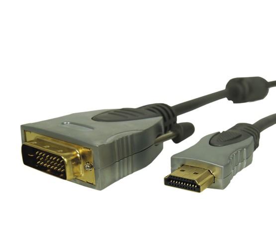 HDMI/DVI-D Kabel 1,5m