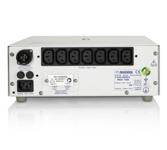 Trenntransformator IMEDi 3rd 1000 VA 230/115V