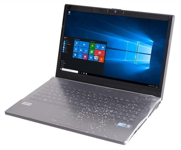 Hygienic notebook/laptop keyboard cover Lapflex M