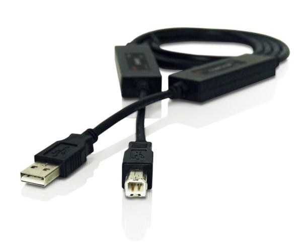 USB Isolator STD 1.0 LWL AB