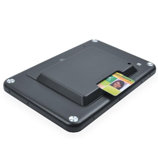 """SmartCard Reader for e-medic™ 8.4"""" tablet"""